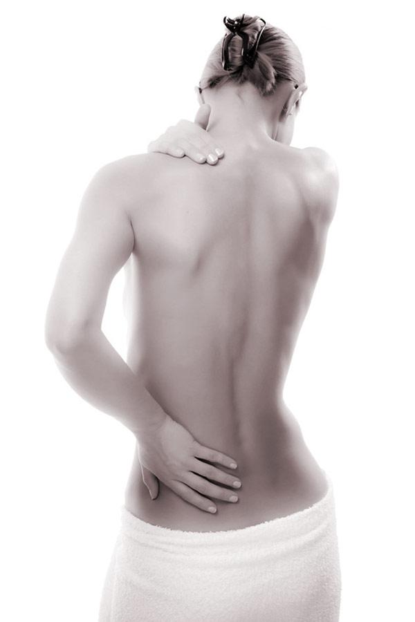 Rücken- und Wirbelsäulenbehandlungen